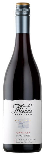 Image result for Misha's Vineyard Cantata Central Otago Pinot Noir 2015